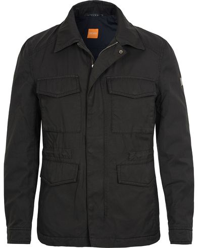BOSS Orange Otate-W Jacket Black i gruppen Jackor / Tunna Jackor hos Care of Carl (12490211r)