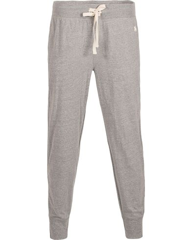 Polo Ralph Lauren Sweatpant Andover Heather i gruppen Byxor / Mjukisbyxor hos Care of Carl (12518711r)