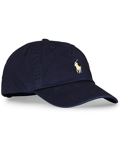 Polo Ralph Lauren Classic Sports Cap Relay Blue  i gruppen Assesoarer / Caps hos Care of Carl (12540410)