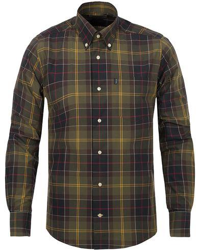 Barbour Lifestyle Herbert Tailored Fit Shirt Classic i gruppen Klær / Skjorter / Casual / Casual skjorter hos Care of Carl (12591611r)