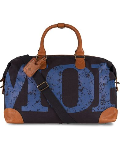 Morris Canvas Weekendbag Navy  i gruppen Accessoarer / Väskor / Weekendbags hos Care of Carl (12620610)