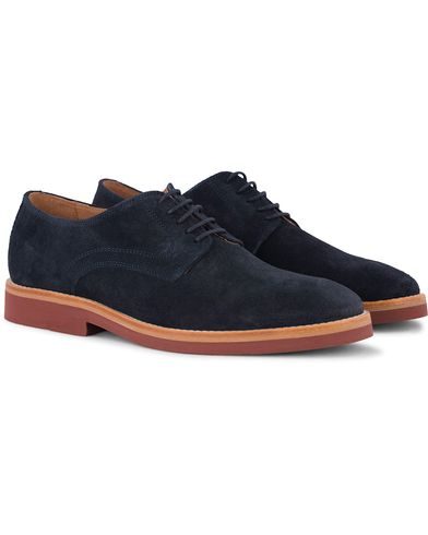 Morris Derby Navy i gruppen Sko / Derbys hos Care of Carl (12639911r)