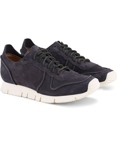 Buttero Suede Walking Sneaker Tempesta i gruppen Design A / Sko / Sneakers / Running sneakers hos Care of Carl (12651411r)
