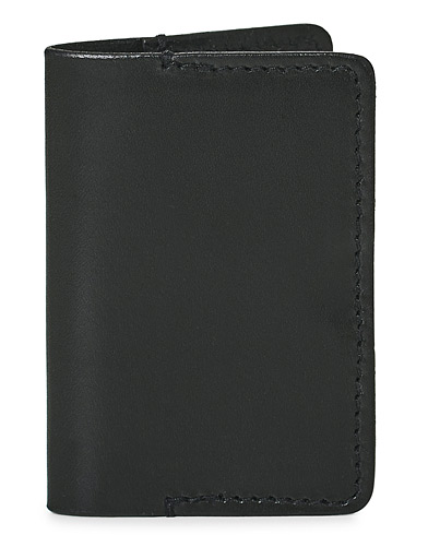 T�rnsj� Garveri Icon Card Holder Black  i gruppen Assesoarer / Lommeb�ker hos Care of Carl (12667110)