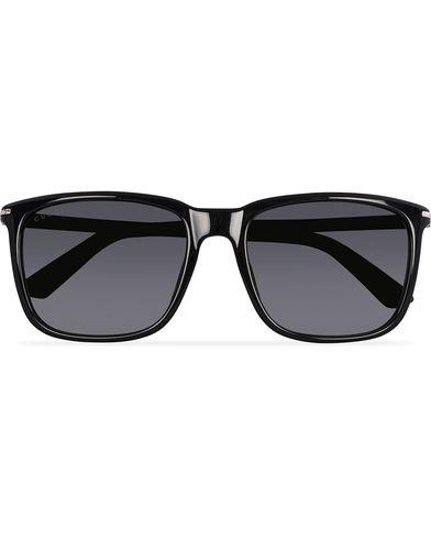 Gucci GG 1104/S Sunglasses Black  i gruppen Accessoarer / Solglasögon / Fyrkantiga solglasögon hos Care of Carl (12667710)