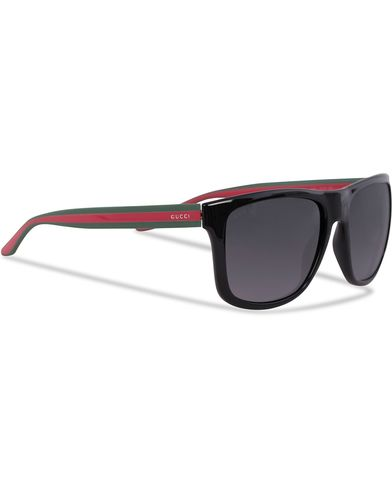 Gucci GG 1118/S Sunglasses Black  i gruppen Solglasögon / D-formade solglasögon hos Care of Carl (12667910)