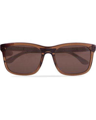 Giorgio Armani 0AR8066 Sunglasses Brown/Brown  i gruppen Accessoarer / Solglasögon / Fyrkantiga solglasögon hos Care of Carl (12669710)