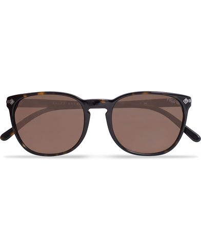 Ralph Lauren 0PH4107 Sunglasses Shiny Dark Havana/Brown  i gruppen Solbriller / Buede solbriller hos Care of Carl (12670310)
