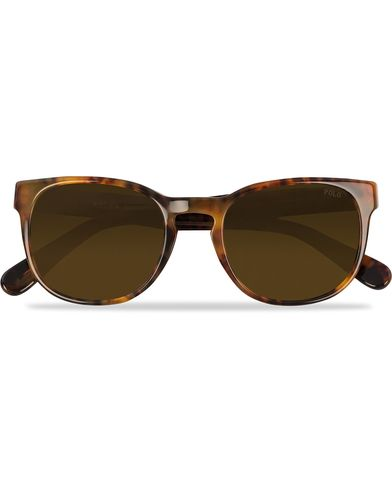 Ralph Lauren 0PH4099 Sunglasses Havana/Olive  i gruppen Solglasögon / D-formade solglasögon hos Care of Carl (12670410)