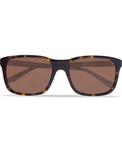 Ralph Lauren 0RL8142 Sunglasses Dark Havana/Brown  i gruppen Accessoarer / Solglasögon / Fyrkantiga solglasögon hos Care of Carl (12670710)