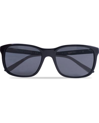 Ralph Lauren 0RL8142 Sunglasses Black/Grey  i gruppen Solglas�gon hos Care of Carl (12670810)