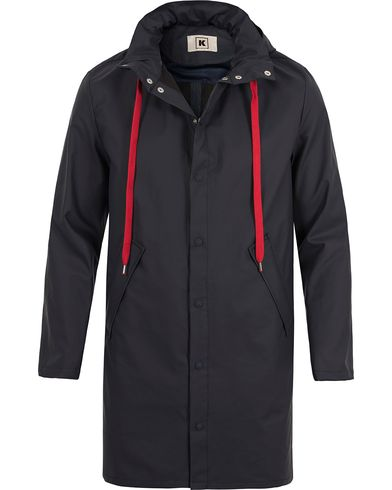 Kired Raincoat Navy i gruppen Kläder / Jackor / Regnjackor hos Care of Carl (12673111r)