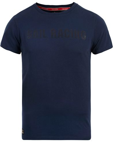 Sail Racing Liquid Tee Indigo i gruppen Klær / T-Shirts / Kortermede t-shirts hos Care of Carl (12673511r)