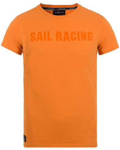 Sail Racing Liquid Tee Orange i gruppen T-Shirts / Kortärmade t-shirts hos Care of Carl (12673611r)