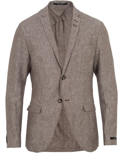 Tiger of Sweden Jil Linen Blazer Natural i gruppen Kavajer hos Care of Carl (12679111r)