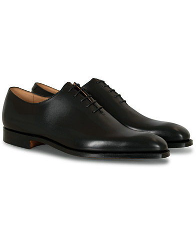 Crockett & Jones Alex Wholecut Oxford Black Calf i gruppen Skor / Oxfords hos Care of Carl (12681311r)