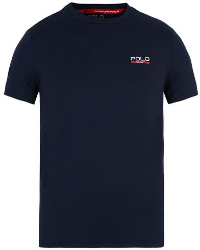 Polo Sport Ralph Lauren Performance USA Tee French Navy i gruppen Kläder / T-Shirts / Kortärmade t-shirts hos Care of Carl (12684211r)