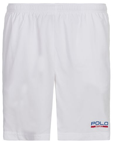 Polo Sport Ralph Lauren Performance Shorts Pure White i gruppen Shorts / Träningsshorts hos Care of Carl (12685011r)