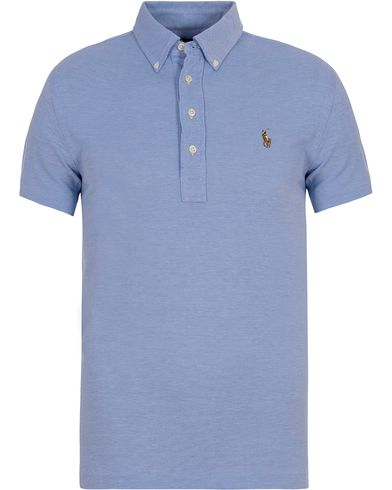 Polo Ralph Lauren Oxford Knit Polo Harbour Island i gruppen Pikéer / Kortermet piké hos Care of Carl (12689311r)