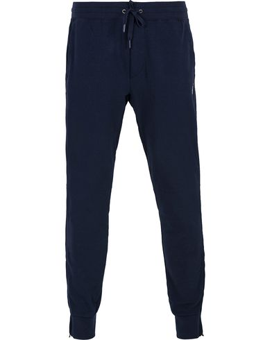 Polo Ralph Lauren Wimbledon Ball Boy Sweatpants French Navy i gruppen Byxor / Mjukisbyxor hos Care of Carl (12694511r)