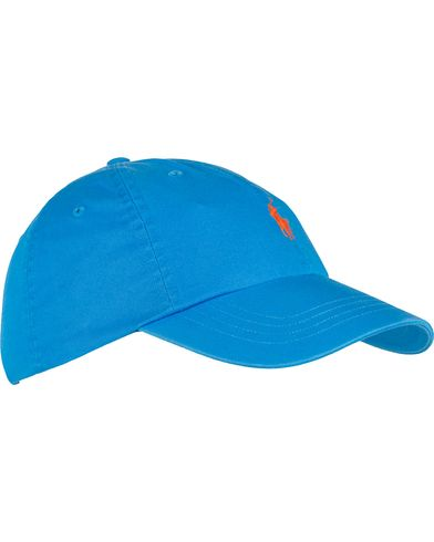 Polo Ralph Lauren Cap Como Blue  i gruppen Assesoarer / Caps / Baseballcapser hos Care of Carl (12695010)