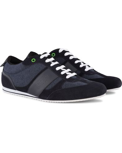 BOSS Green Lighter Sneaker Dark Blue i gruppen Skor / Sneakers / Låga sneakers hos Care of Carl (12696911r)