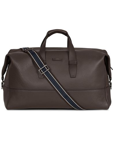BOSS Aspen Holdall Weekendbag Dark Brown  i gruppen Assesoarer / Vesker / Weekendbager hos Care of Carl (12697210)
