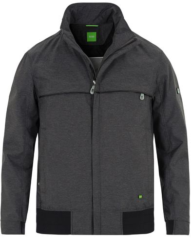 BOSS Green Jadon 20 Jacket Grey i gruppen Jackor / Tunna jackor hos Care of Carl (12698911r)