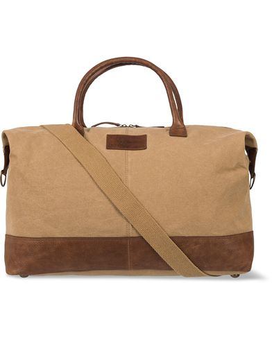 Lexington Sommerville Weekend Bag Warm Sand  i gruppen Assesoarer / Vesker / Weekendbager hos Care of Carl (12718010)