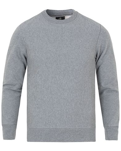 PS by Paul Smith Sweatshirt Grey Melange i gruppen Klær / Gensere / Sweatshirts hos Care of Carl (12728711r)