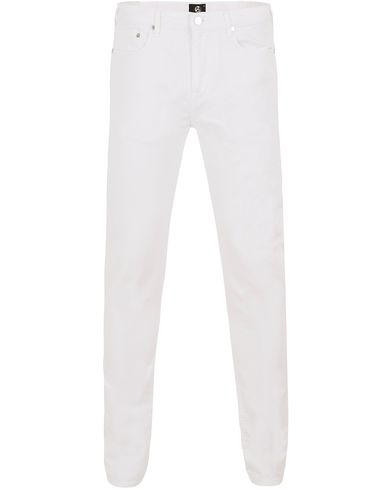 PS by Paul Smith Slim Fit Jeans White i gruppen Jeans / Smala jeans hos Care of Carl (12729011r)
