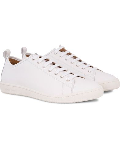 PS by Paul Smith Miyata Leather Sneaker White i gruppen Sko / Sneakers / Sneakers med lavt skaft hos Care of Carl (12729411r)