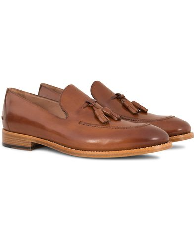 Paul Smith Loafer Tobacco Brown i gruppen Sko / Loafers hos Care of Carl (12729511r)