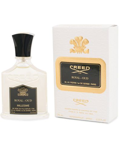 Creed Royal Oud Eau de Parfum 75ml   i gruppen Accessoarer / Parfymer hos Care of Carl (12732510)