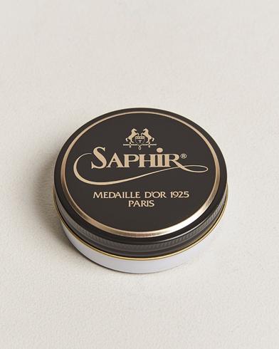 Saphir Medaille d'Or Pate De Lux 50 ml Neutral  i gruppen Sko / Skopleie / Skopleieprodukter hos Care of Carl (12732810)
