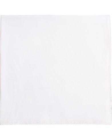 BOSS Pocket Square White  i gruppen Accessoarer / Näsdukar hos Care of Carl (12734310)