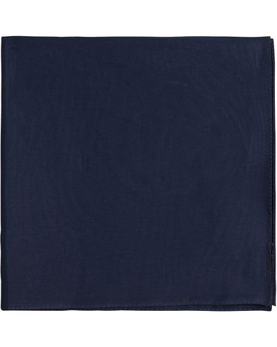 BOSS Pocket Square Navy  i gruppen Tilbehør / Lommeklude hos Care of Carl (12734510)