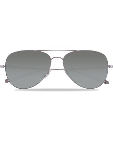 Paul Smith Eyewear Davison Sunglasses Brushed Silver  i gruppen Solbriller hos Care of Carl (12737410)