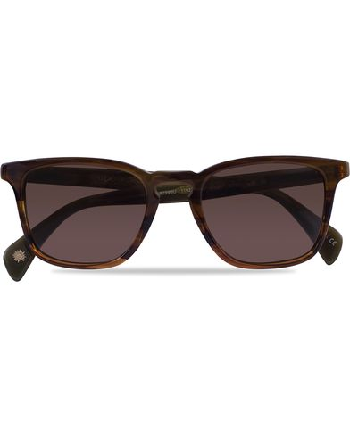 Paul Smith Eyewear Shawbury Sunglasses Olive Tortoise Ombre  i gruppen Solglasögon / D-formade solglasögon hos Care of Carl (12738010)