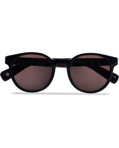 Paul Smith Eyewear Wayden Sunglasses Brown Horn/Brown  i gruppen Solbriller / Runde solbriller hos Care of Carl (12738110)