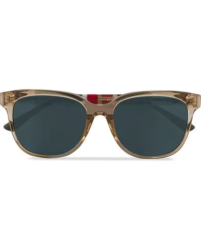 Orlebar Brown OB4C6SUN Sunglasses Savannah Yellow/Forest Green  i gruppen Assesoarer / Solbriller / Buede solbriller hos Care of Carl (12739510)