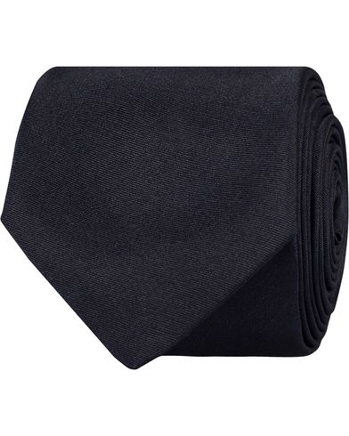 BOSS Silk 6 cm Tie Navy  i gruppen Design A / Assesoarer / Slips hos Care of Carl (12744510)