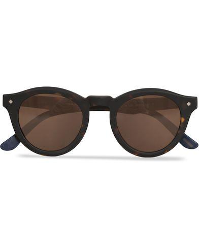 Gant GA7045 Sunglasses Matt Havana  i gruppen Solglasögon / Runda solglasögon hos Care of Carl (12747410)