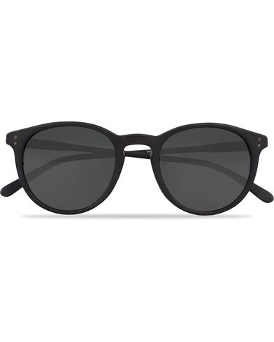 Ralph Lauren 0PH4110 Round Sunglasses Matte Black  i gruppen Solbriller hos Care of Carl (12747910)