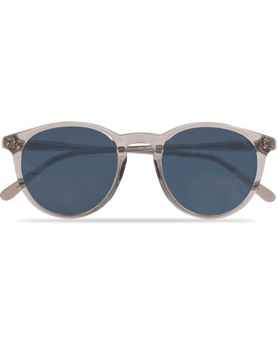 Ralph Lauren 0PH4110 Round Sunglasses Shiny Semi Trasp Grey  i gruppen Accessoarer hos Care of Carl (12748010)