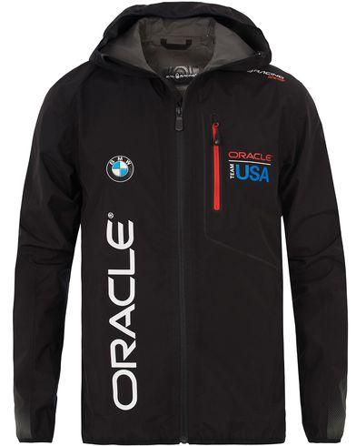Sail Racing Oracle Gore Tex Team Jacket Carbon Black i gruppen Klær / Jakker / Tynne jakker hos Care of Carl (12755411r)
