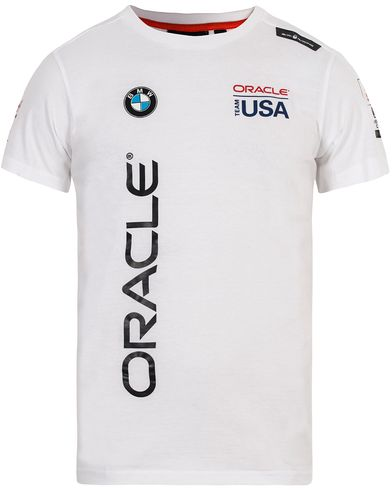 Sail Racing Oracle Tee White i gruppen T-Shirts / Kortärmade t-shirts hos Care of Carl (12756011r)