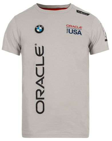 Sail Racing Oracle Tee Grey Violet i gruppen T-Shirts / Kortermede t-shirts hos Care of Carl (12756111r)