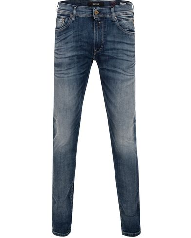 Replay MA931 Jondrill Jeans Light Blue i gruppen Jeans / Smala Jeans hos Care of Carl (13000911r)