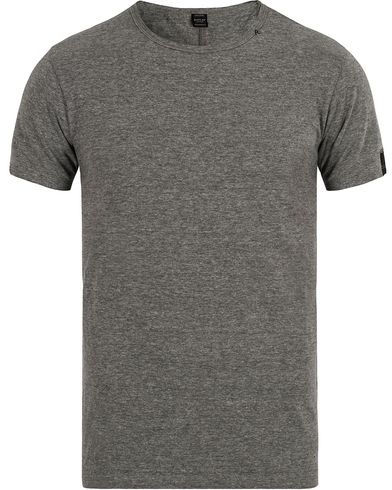 Replay M3030 Crew Neck Tee Grey Melange i gruppen T-Shirts / Kortärmade t-shirts hos Care of Carl (13001711r)
